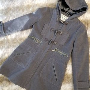Sugarfly wool coat kid large